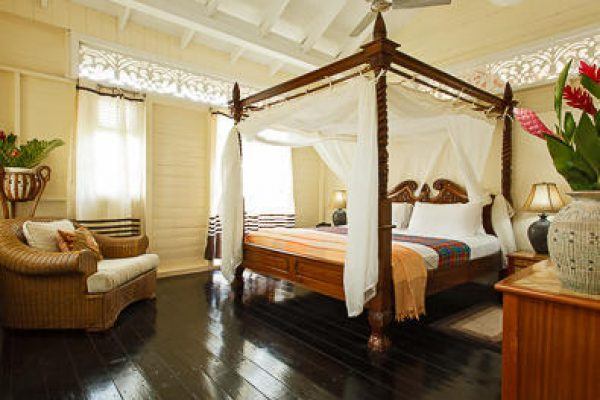 Room Fond Doux Resort - fair travel with eco suites